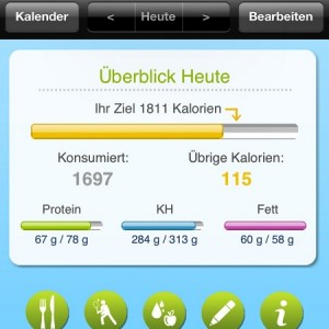 Screenshot ShapeUp (Foto: Herr Meier)