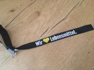 VIP- Bändel  (Foto: Herr Meier)