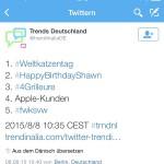 Trends Deutschland